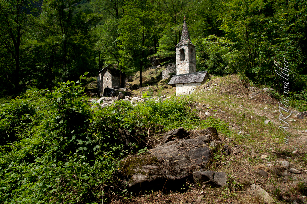 Prèsa im Valle Bavona