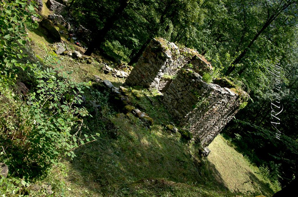Ruine in Prèsa