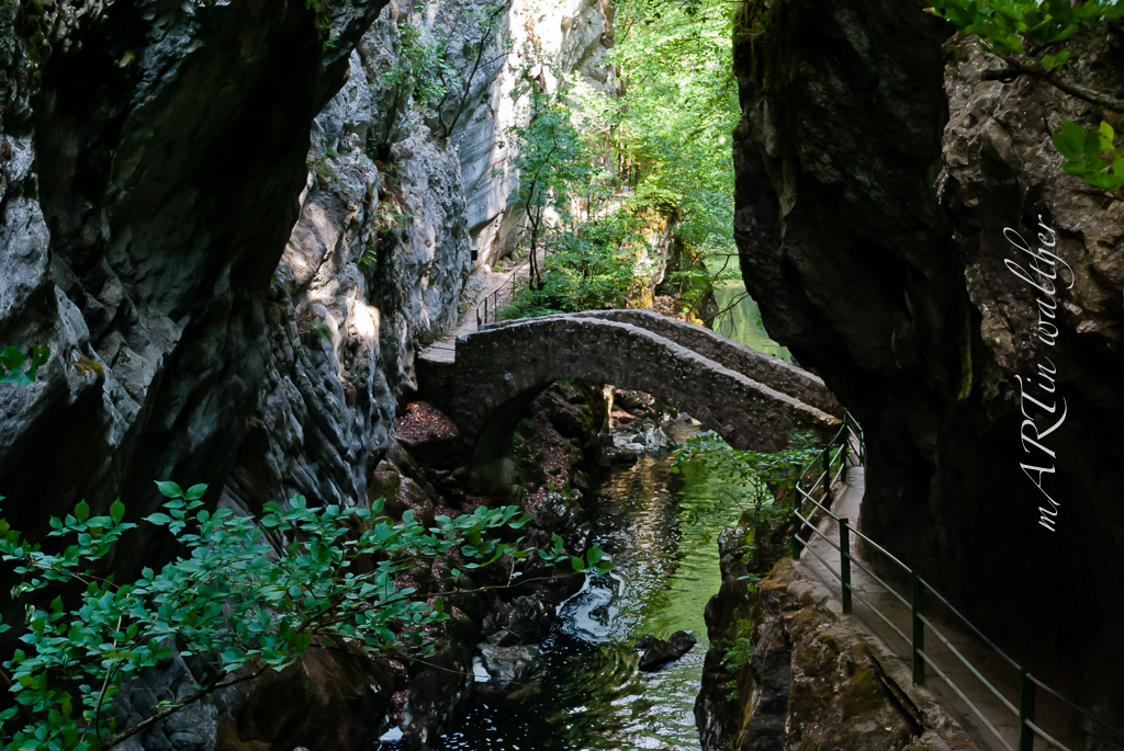 Gorges de l'Areuse