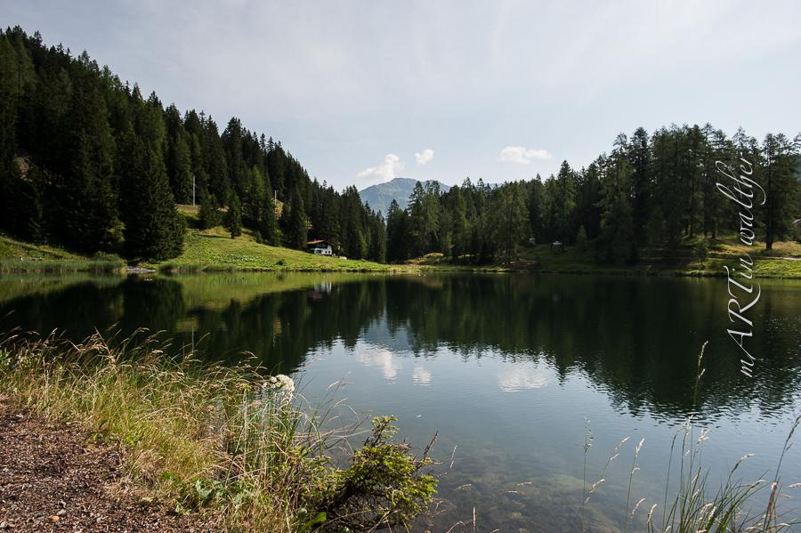 Davos-Laret, Schwarzsee