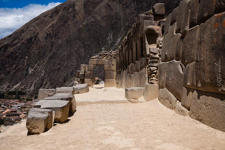 Ollantaytambo, Peru, Martin Walther Foto & IT