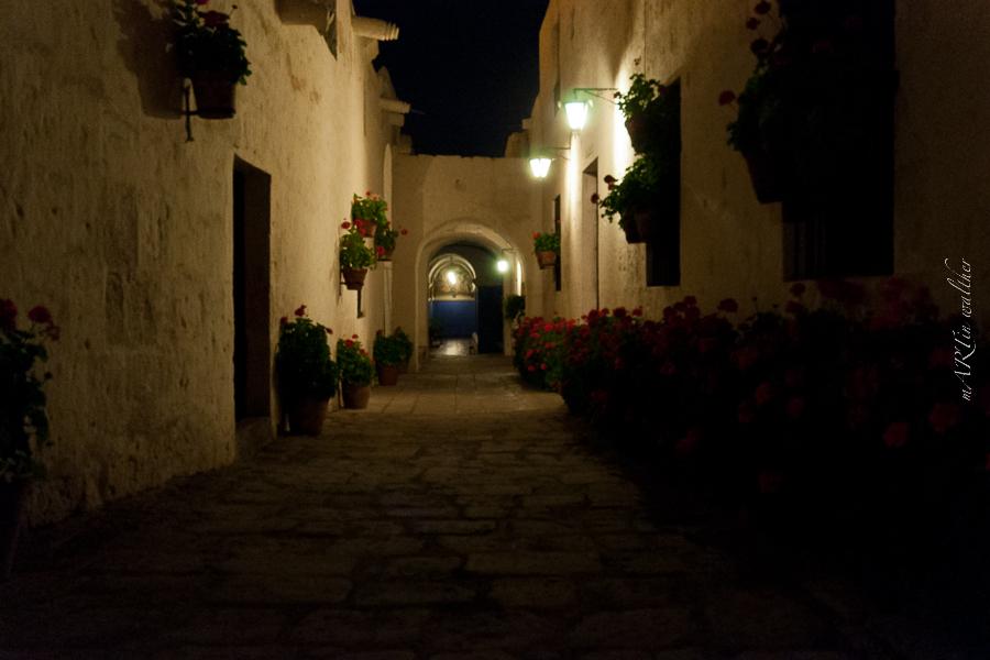 Im Kloster Santa Catalina, Peru, Martin Walther Foto & IT