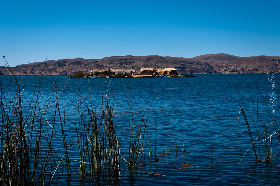 Uros-Insel am Titicacasee, Peru, Martin Walther Foto & IT