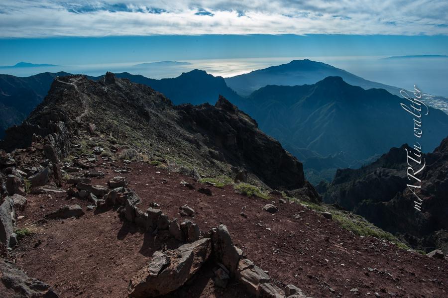 Caldera de Taburiente, La Palma, La Isla Bonita