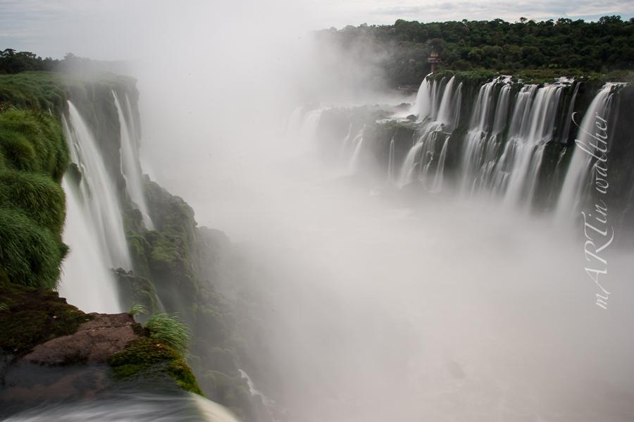 Igauzu Wasserfälle, Argentinien