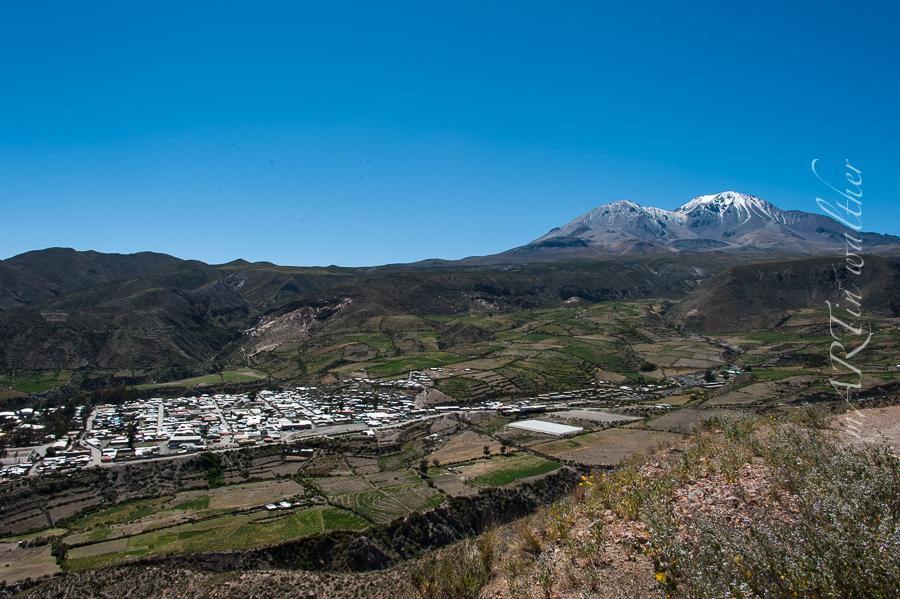 Putre, Parinacota & Pomerape