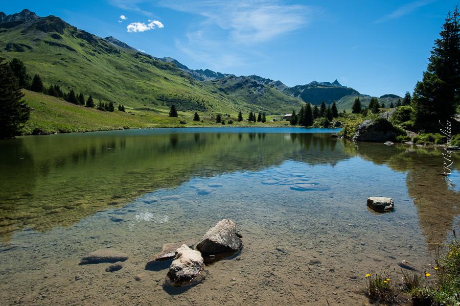 Lais da Flix, Alp Flix, Graubünden, Parc Ela, Savognin