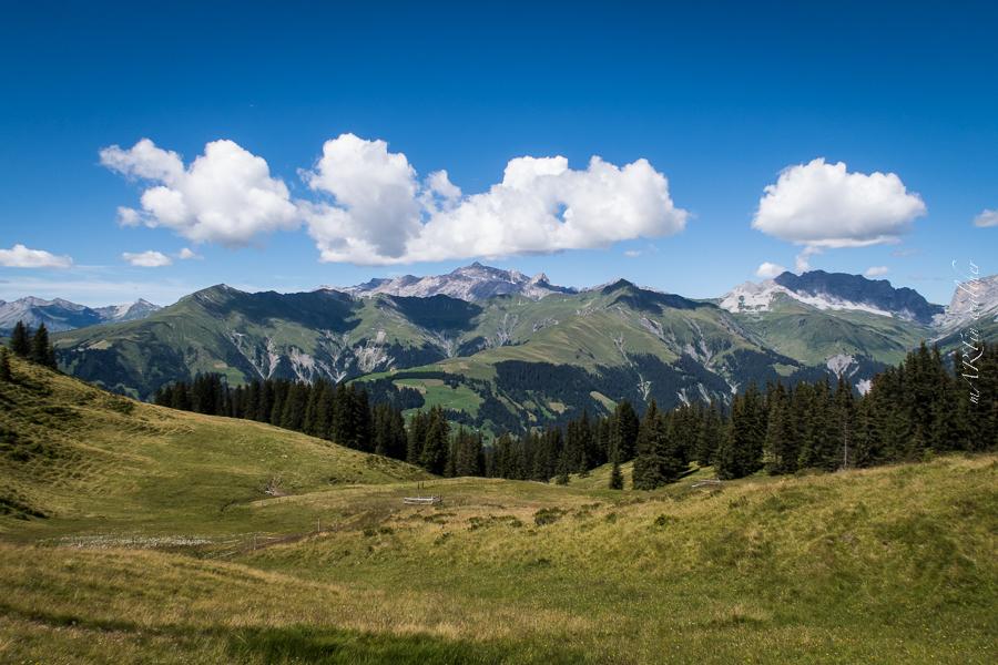 Rätikon, Sattel, Bündner Dolomiten