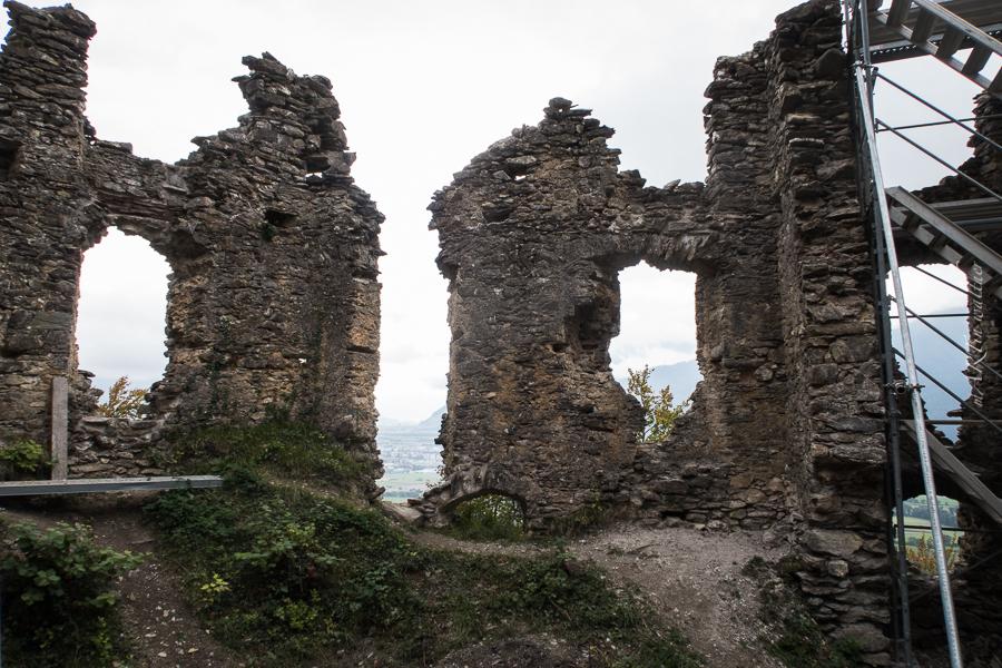 Ruine Wynegg in Malans