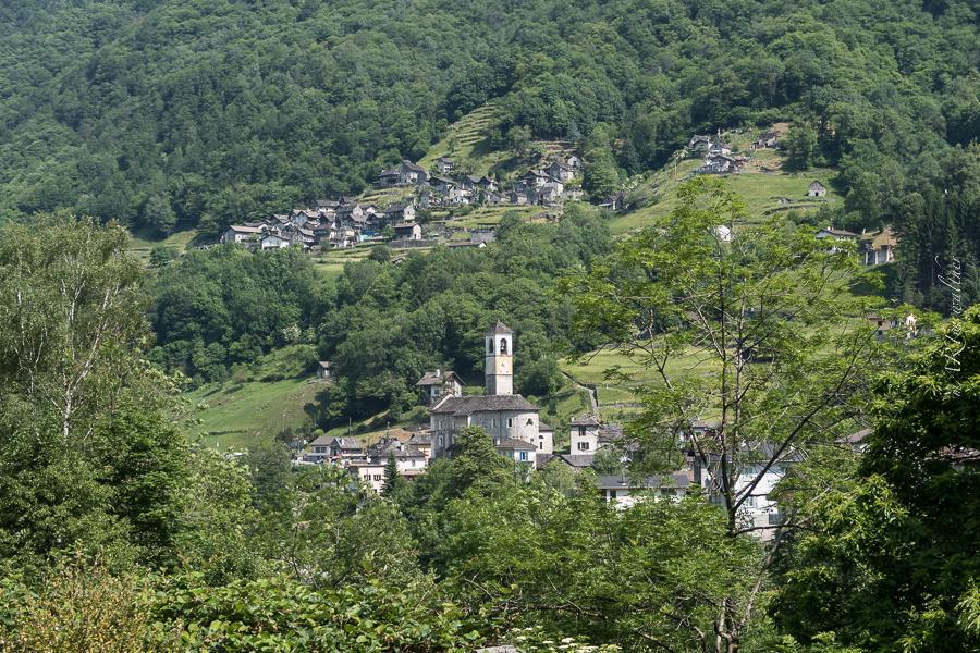 Lavertezzo, Verzasca