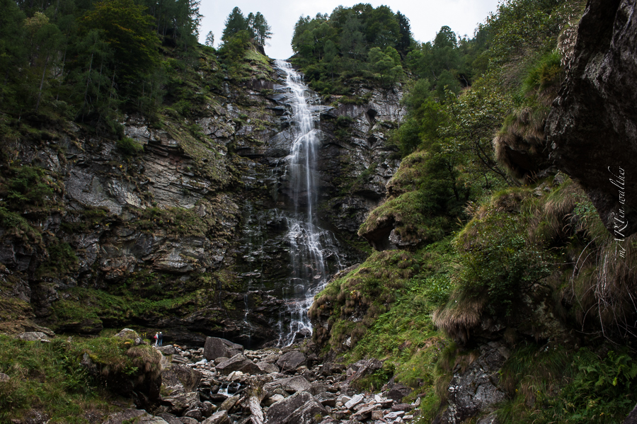 Wasserfall Froda, Sonogno, Verzasca