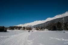 Heidsee in Valbella, Lenzerheide
