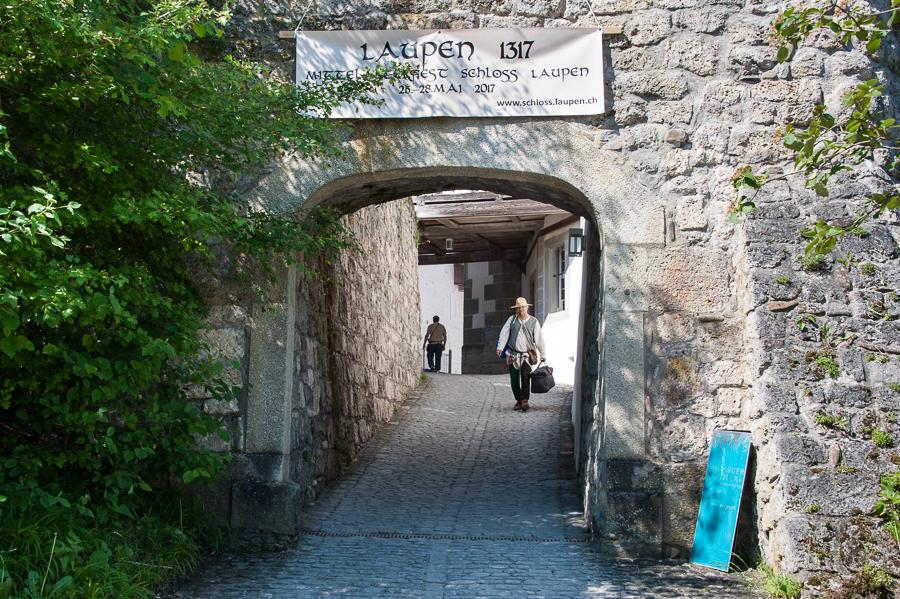 Schloss Laupen, Mittelalterfest