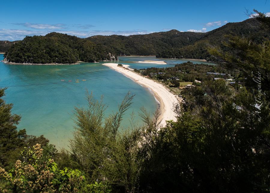Abel Tasman, Neuseeland, Südinsel, New Zealand
