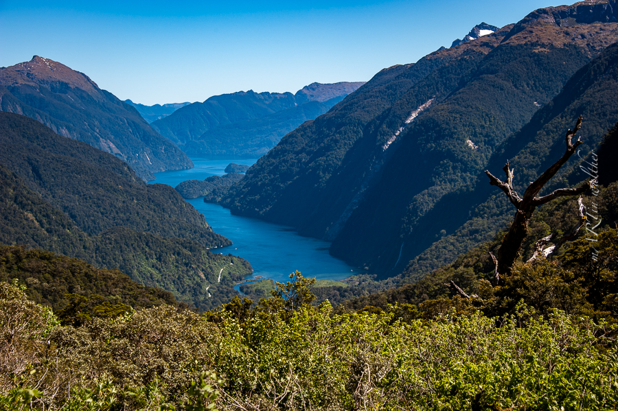 Wilmont Pass, Doubtful Sound, Neuseeland, Südinsel, New Zealand