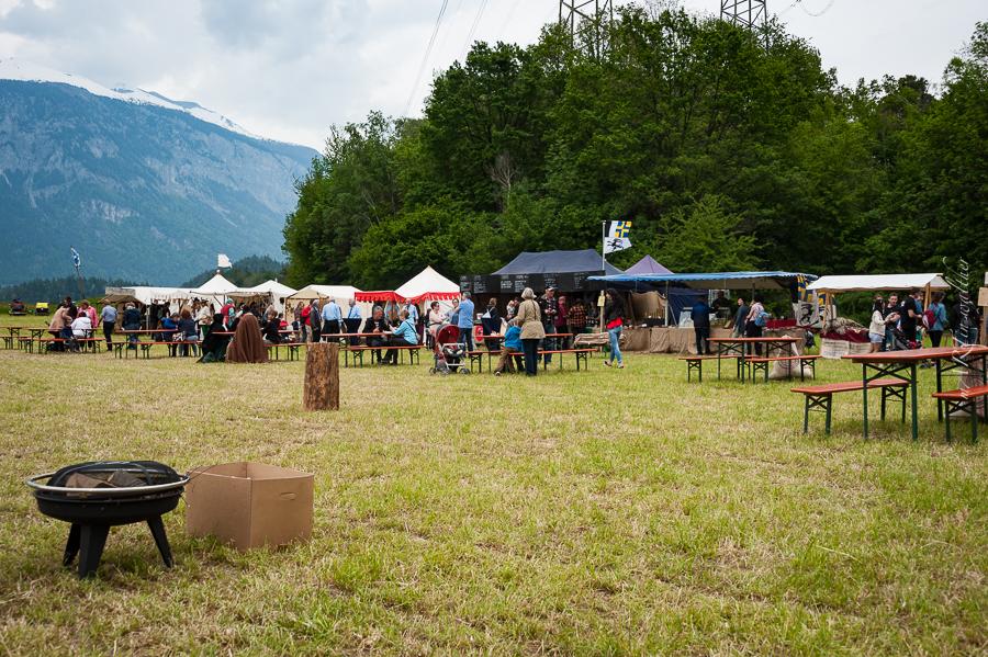 Centenarfeier 2019, Graubünden, Martin Walther Foto & IT, Mittelaltermarkt, Rhäzüns