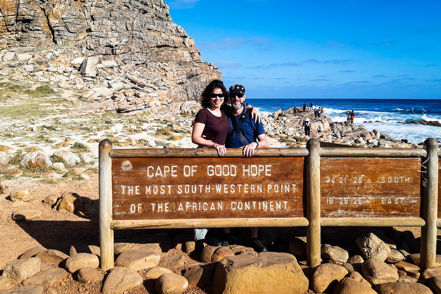 South Africa, Cape of good Hope